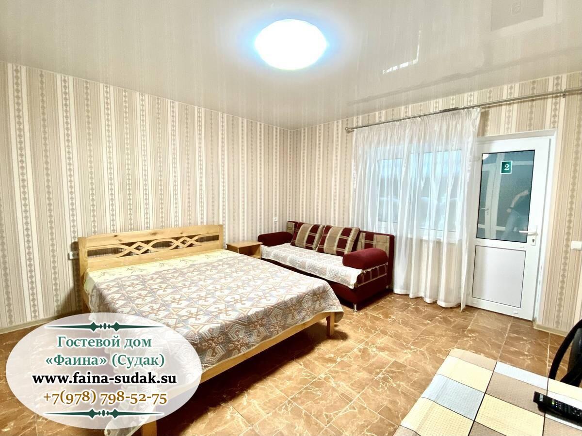 Отели и гостевые дома в Судаке
