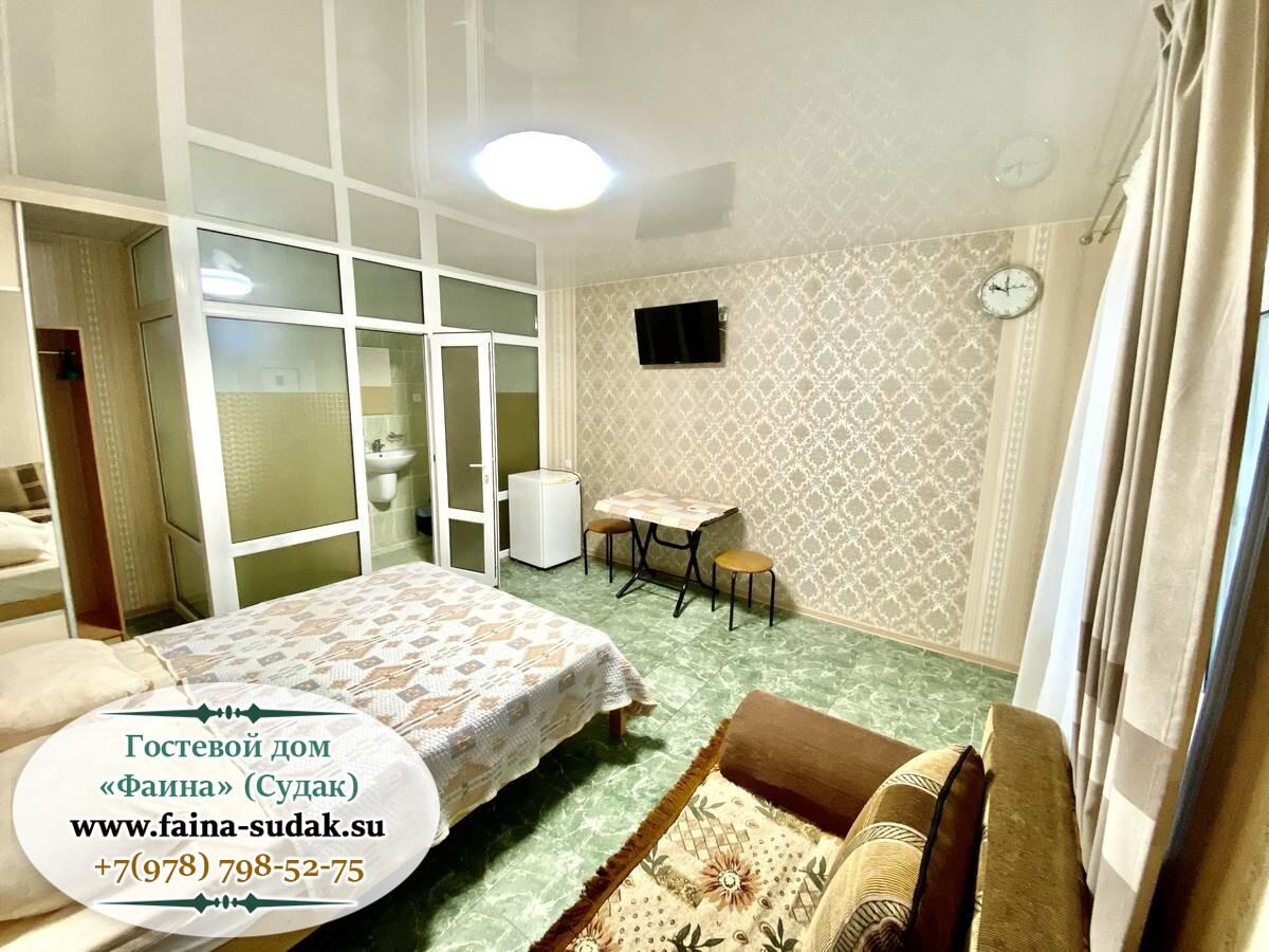 Крым Судак гостевые дома у моря цены