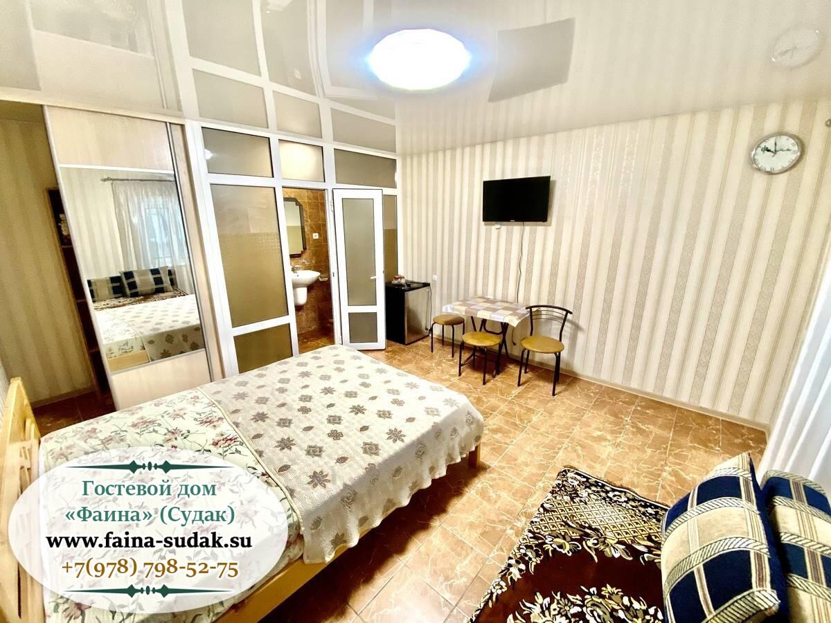 Крым Судак частный гостевой дом