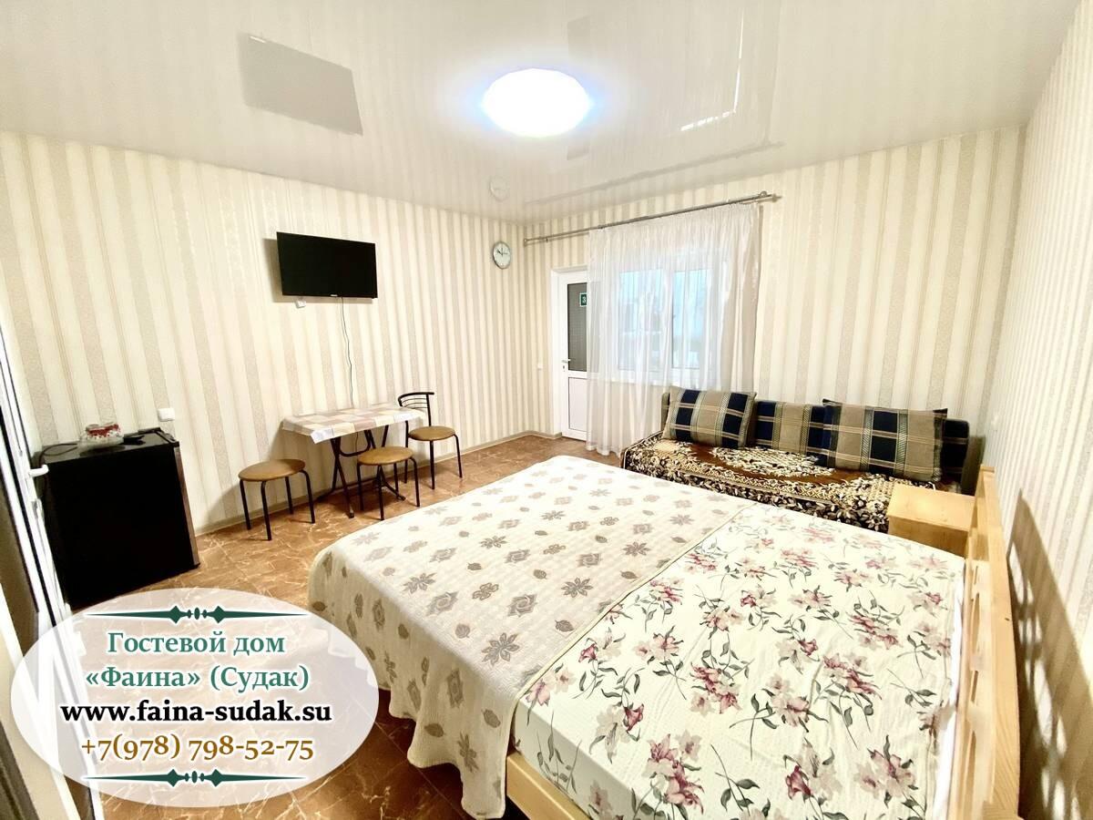Крым Судак гостевые дома и миниотели